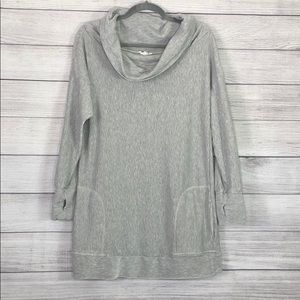 Caslon - SOFTEST Slouchy Cowl Neck Sweater - S